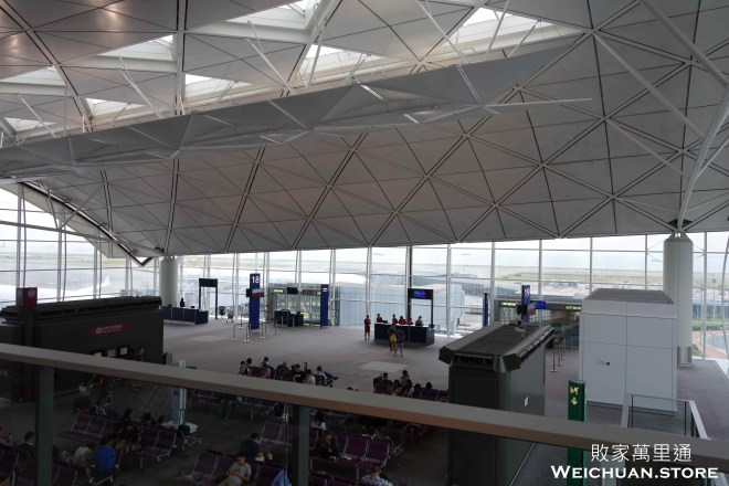 CX G16 Airport Lounge@HK