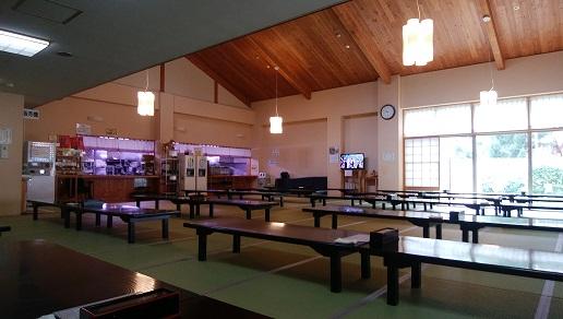 青根緑の休暇村「いやしの湯」館内