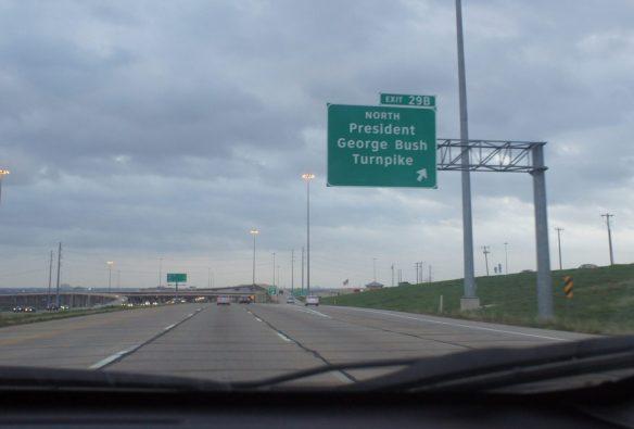 The George Bush Turnpike