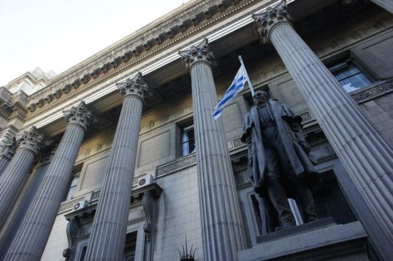 The father of Uruguayan nationhood, José Gervasio Artigas