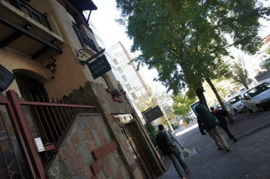 Pocitos Hostel