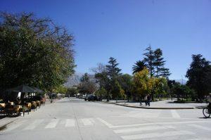 Peaceful Cafayate Streets