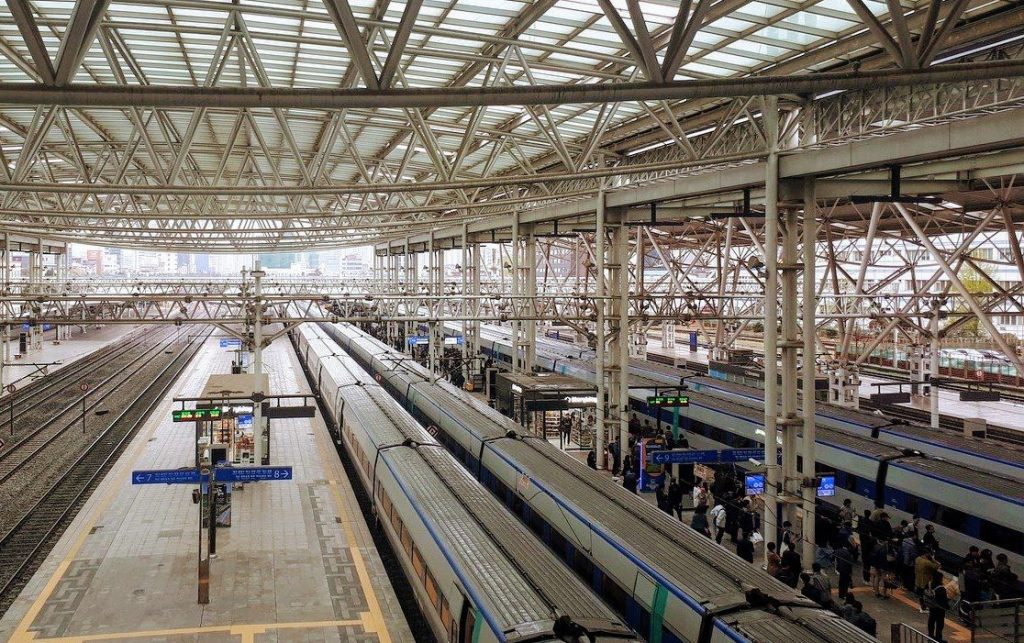 seoul station korea