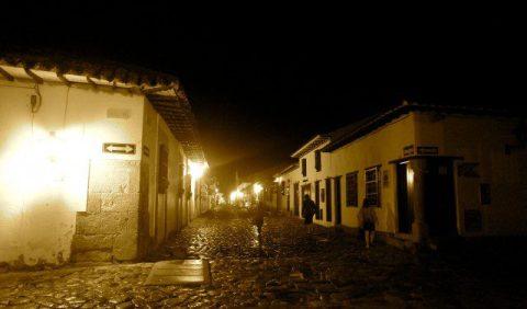 Colonial Villa de Leyva