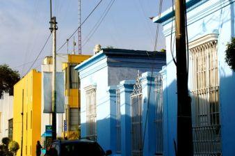 Barranco Barrio in Lima