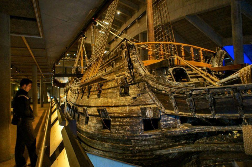 vasa museum stockholm warship