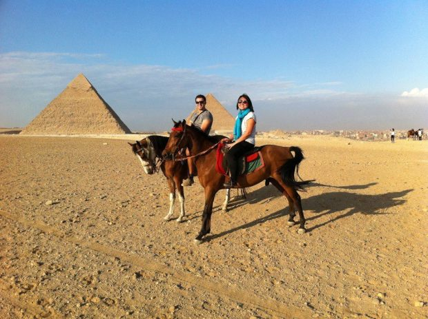 Horseback Riding through the Sahara