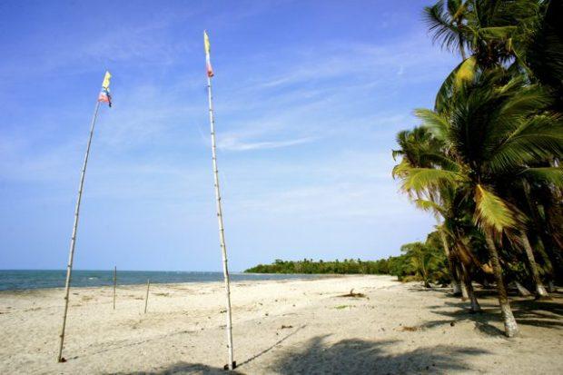 Virgin beaches on Colombia's Caribbean Coast
