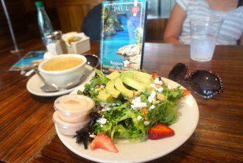Salads at Paul