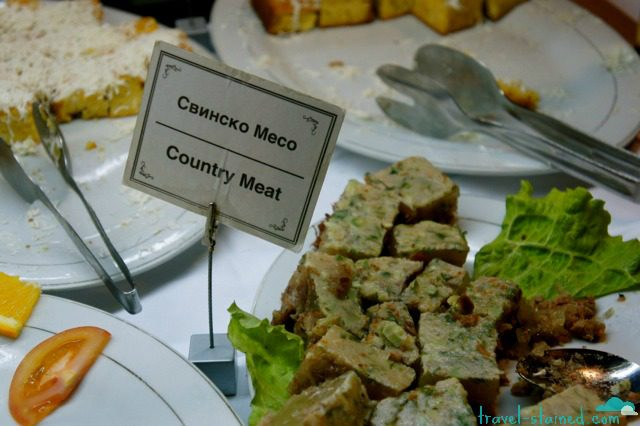 Country meat?