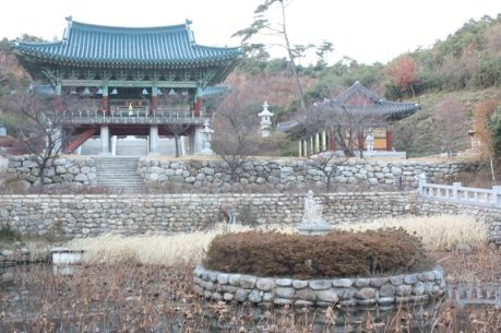 Naksan Temple (Source: Eric Burton)