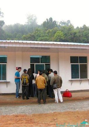 Getting visas on arrival in Laos