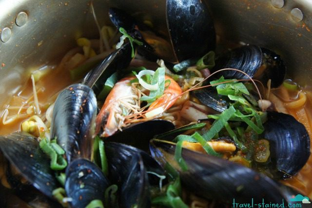 The freshest mussels