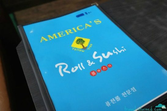 America's Roll & Sushi