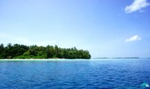 The first annoying snorkelling site