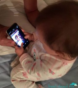 iPhones are for babies