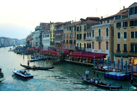 Of course having a caffe in Venice will be even MORE expensive!
