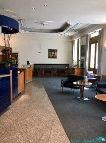 The Salzgries lobby