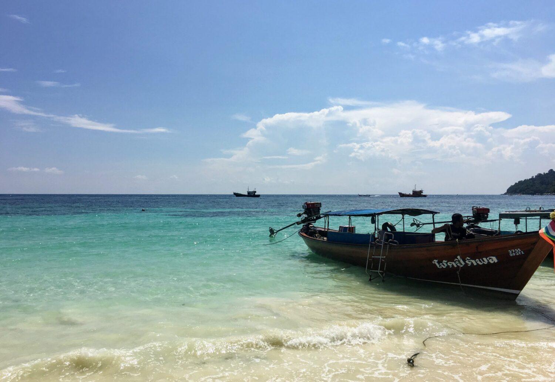 pattaya beach koh lipe thailand