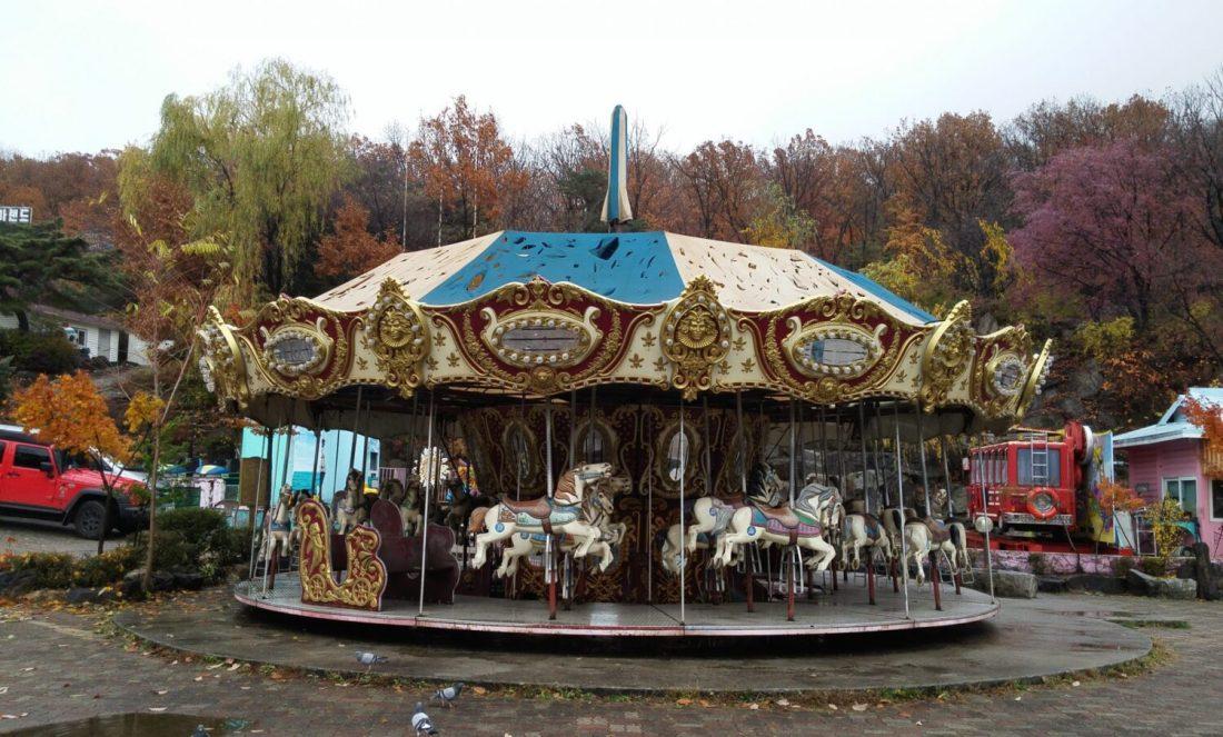 yongma land carousel