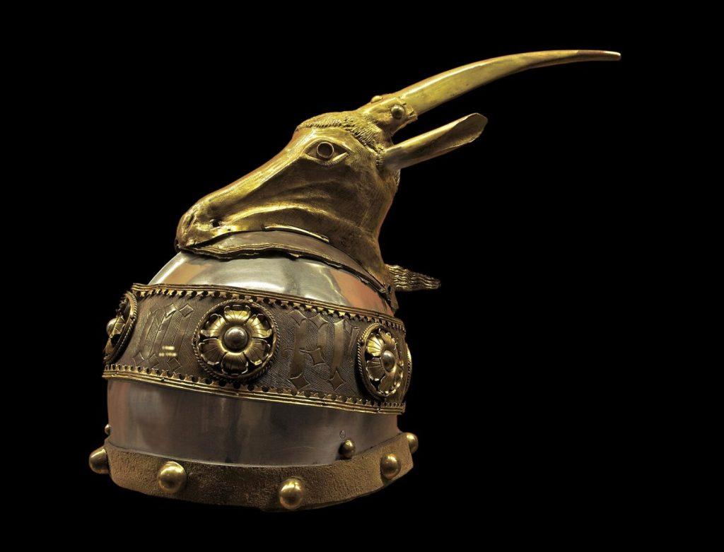 skanderbeg's helmet