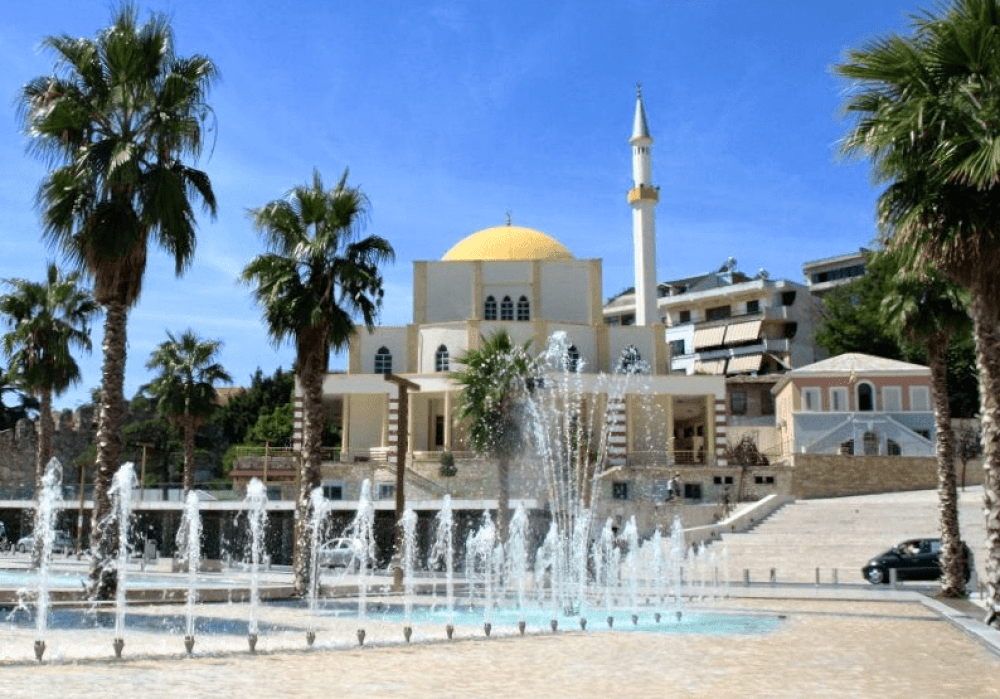 great mosque of durres albania