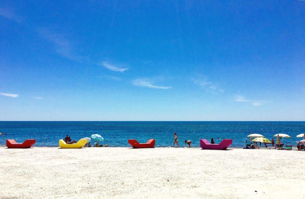 durres albania beach