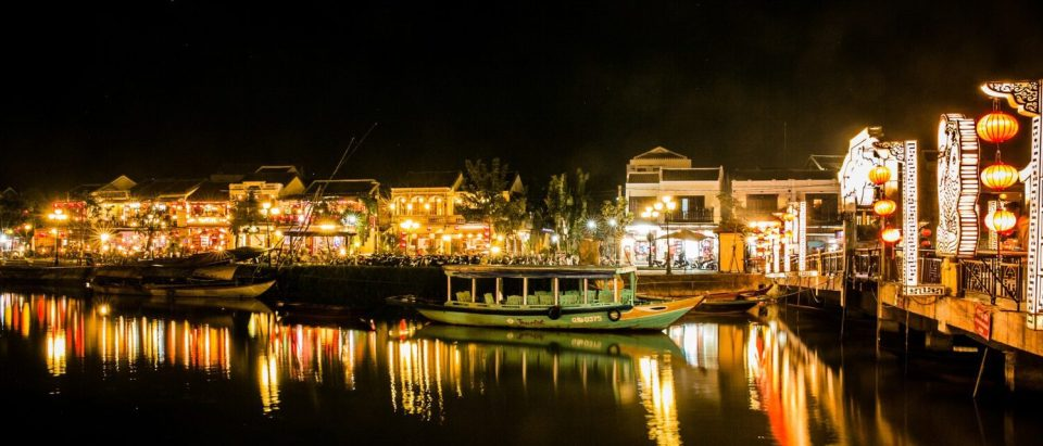 things to do in hoi an - see the UNESCO ancient town at night