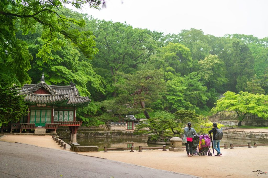 changdeokgung secret garden