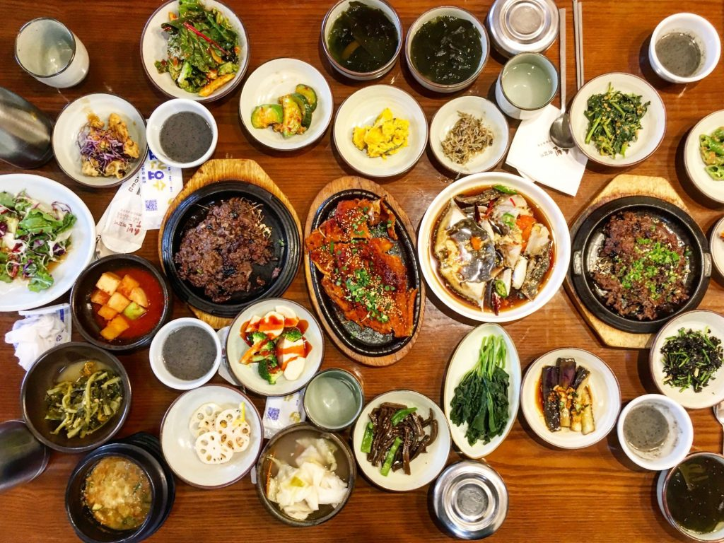 what to eat in seoul, seoul food guide