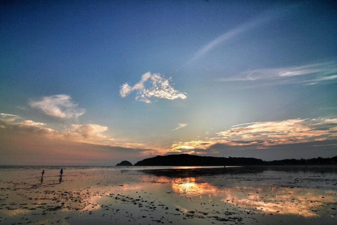 masian beach near seoul