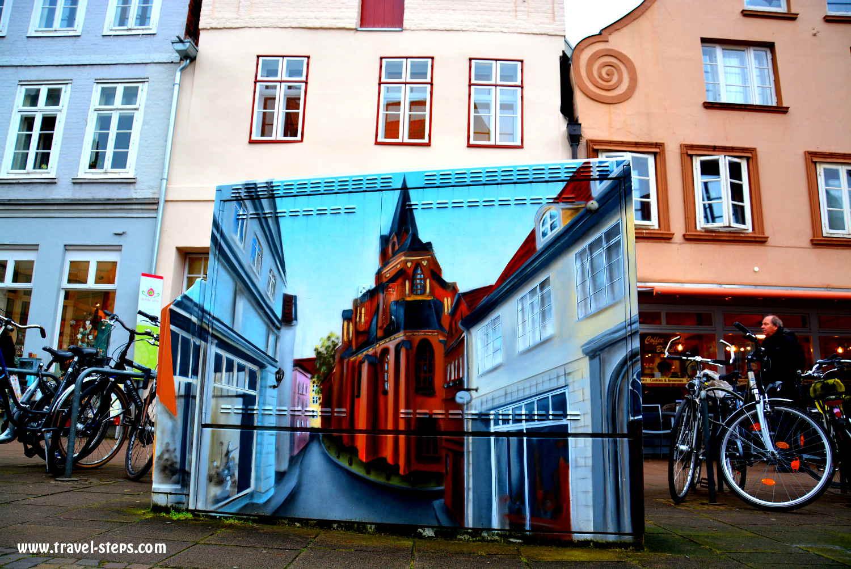 India House Lüneburg lüneburg germany travel steps