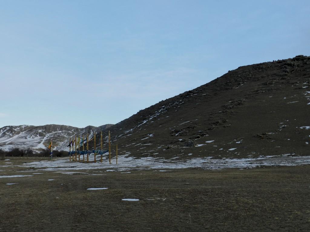 Места силы Байкала - Гора Ехе Ёрд