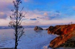 Фототур на Байкал: Шаманка на закате