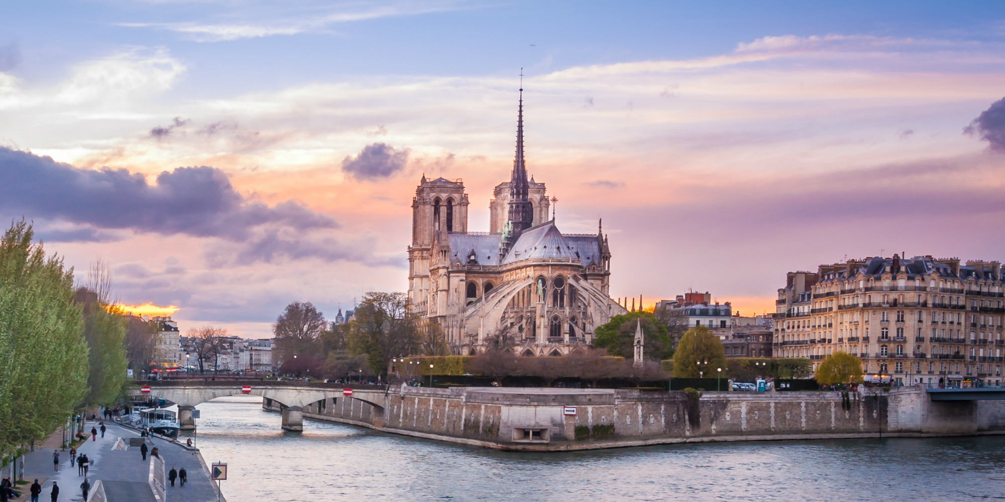 Собор Парижской Богоматери / Нотр-Дам-де-Пари