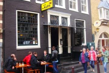 Лучшие ребрышки в Амстердаме -отзыв о Cafe de Klos