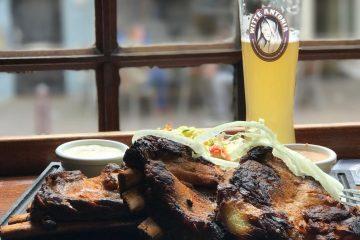 Лучшие ребрышки в Амстердаме - отзыв о Cafe de Klos