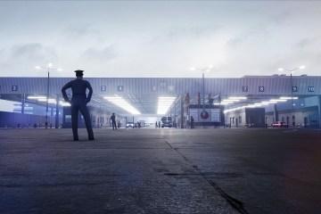 Путешествие во времени к Берлинской стене