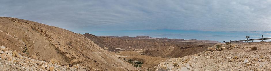 Путешествие по пустыням Израиля: пустыня Негев (южная пустыня)
