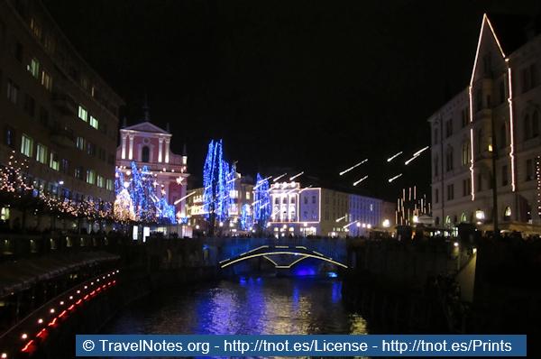 Christmas in Ljubljana