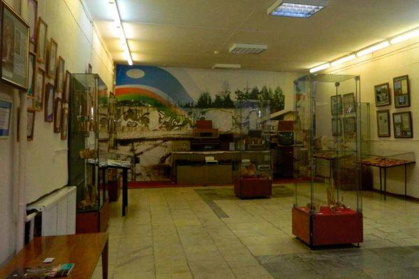 Музей истории освоения южной Якутии им. И.И. Пьянкова