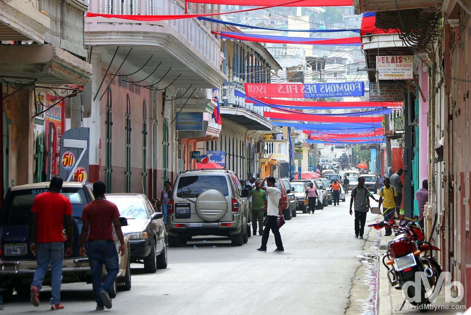 The Streets Of Cap Hatien Haiti Worldwide Destination