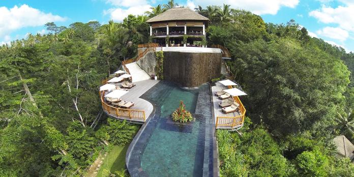 The Hanging Gardens of Bali spa