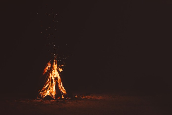 Karma Groups' annual Boxing Day Bonfire on the Beach will be a special ending to a the holiday season. Image: PixaBay.com