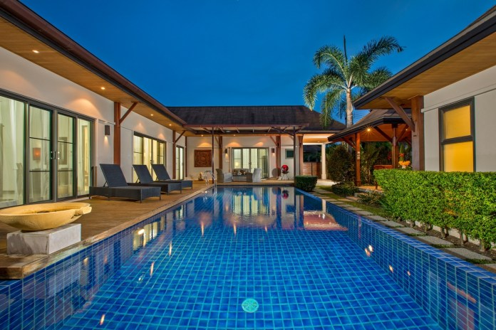 affordable villas in Thailand