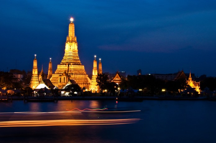 Free things to do in Bangkok