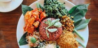 healthy food spots in Bali