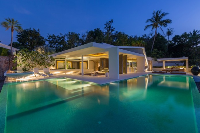 Celadon Samui is a paradise for luxury travel lovers