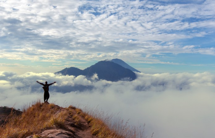 A hike to Mount Batur will become one of the most memorable moments of your Ubud vacation