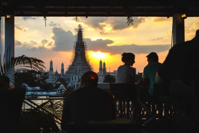 New Year's Eve in Thailand